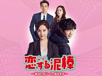 韓国ドラマ「恋する泥棒」